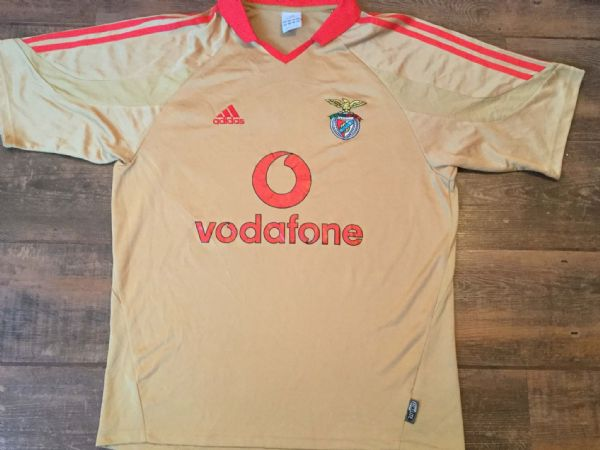 2004 2005 Benfica Football Shirt Adults Medium